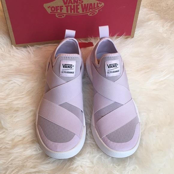 d3970754d7 Vans women's UltraRange Gore lavender sneakers NWT